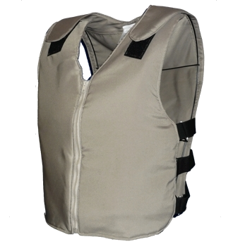 Polar Vest (Tan) Personal Body Cooling Vest Phase Change