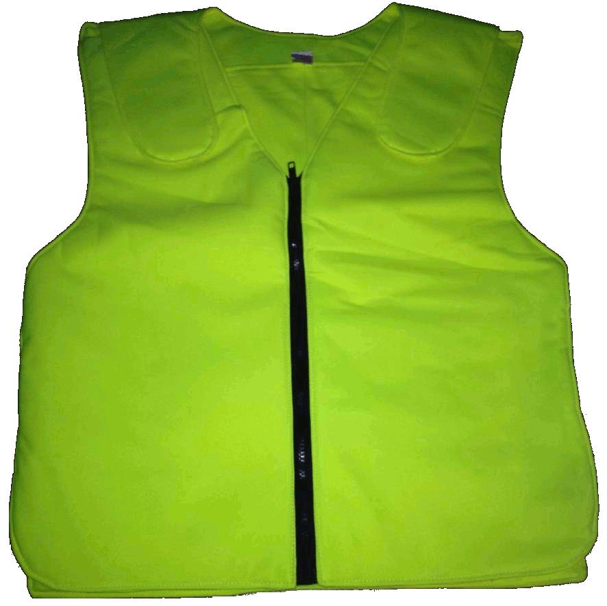 Polar Vest - Personal Phase Change Cooling Vest